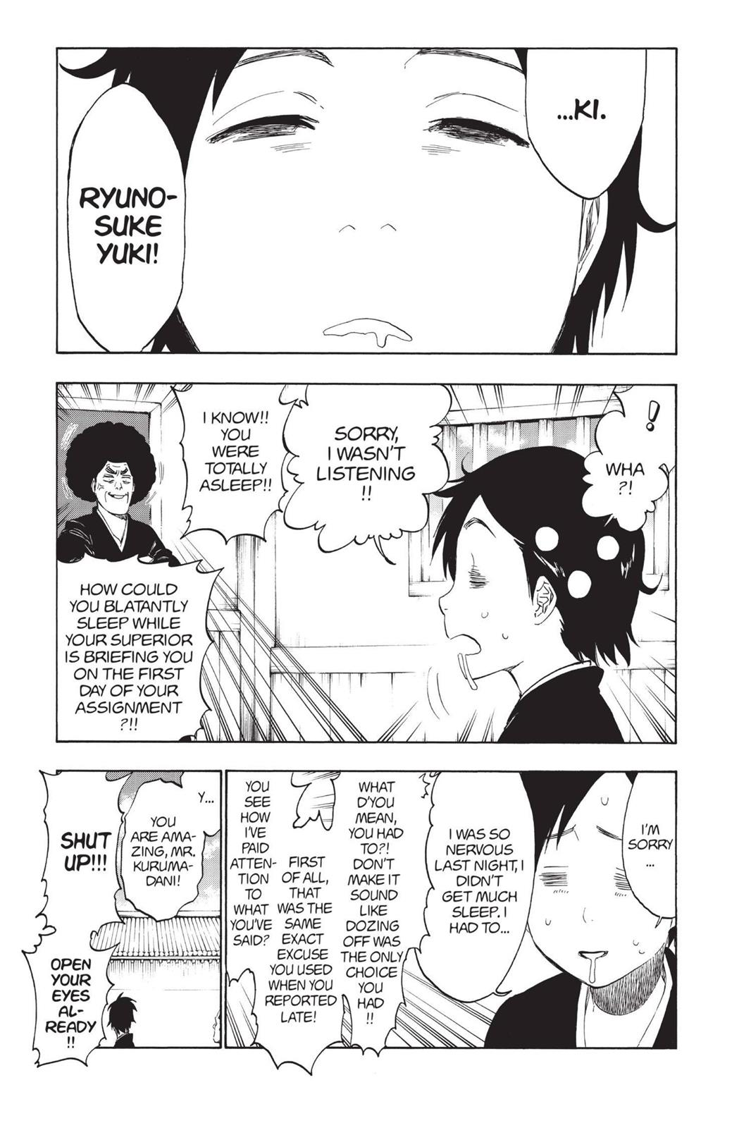 Bleach, Chapter 480 image 012