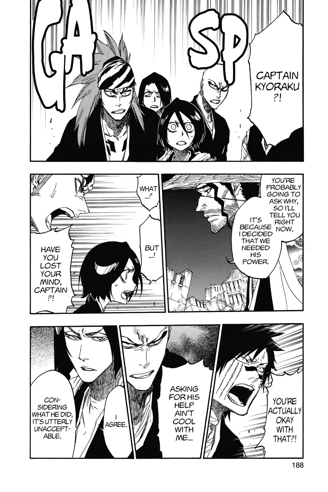 Bleach, Chapter 622 image 004