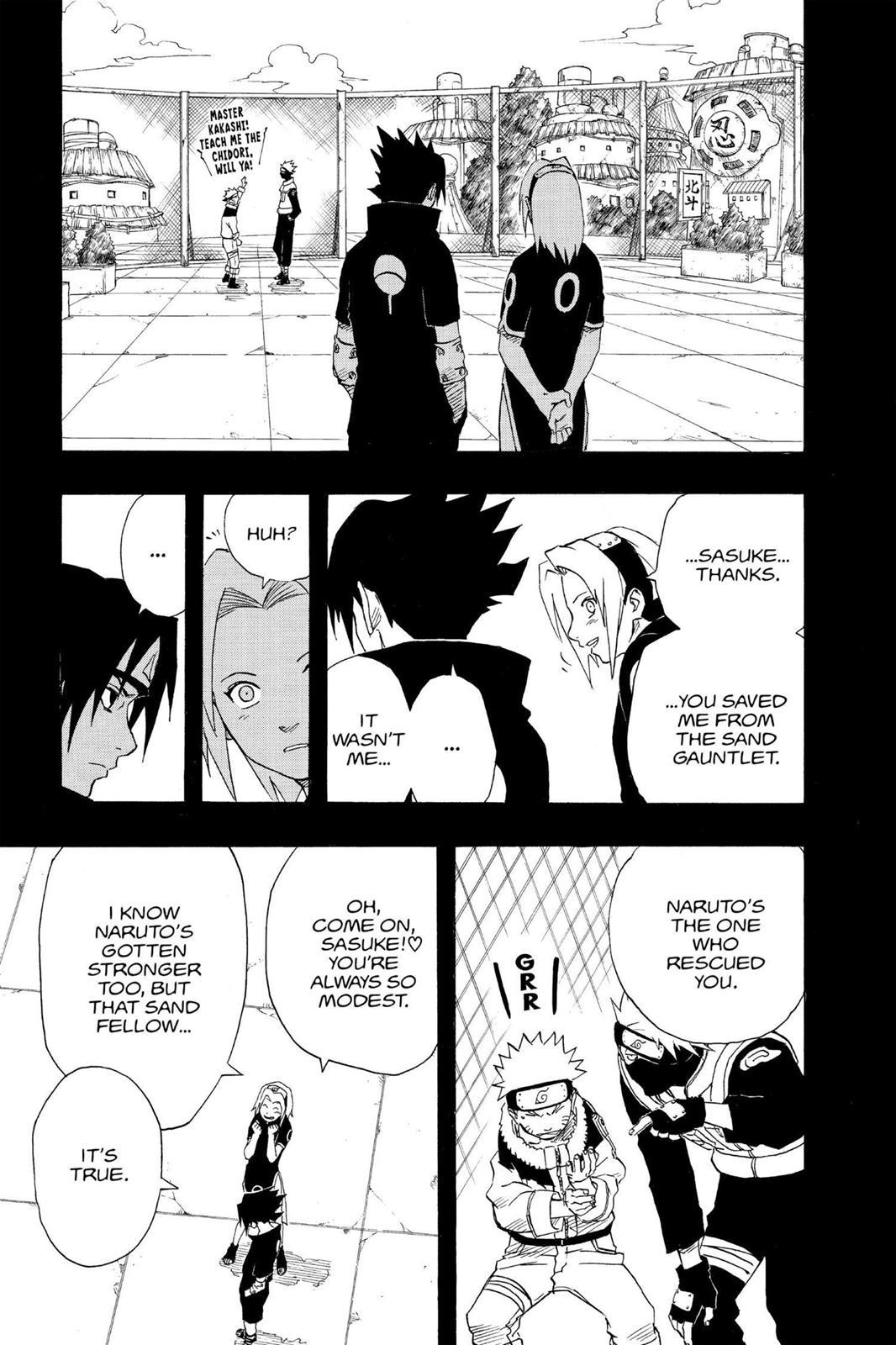 Naruto, Chapter 144 image 005