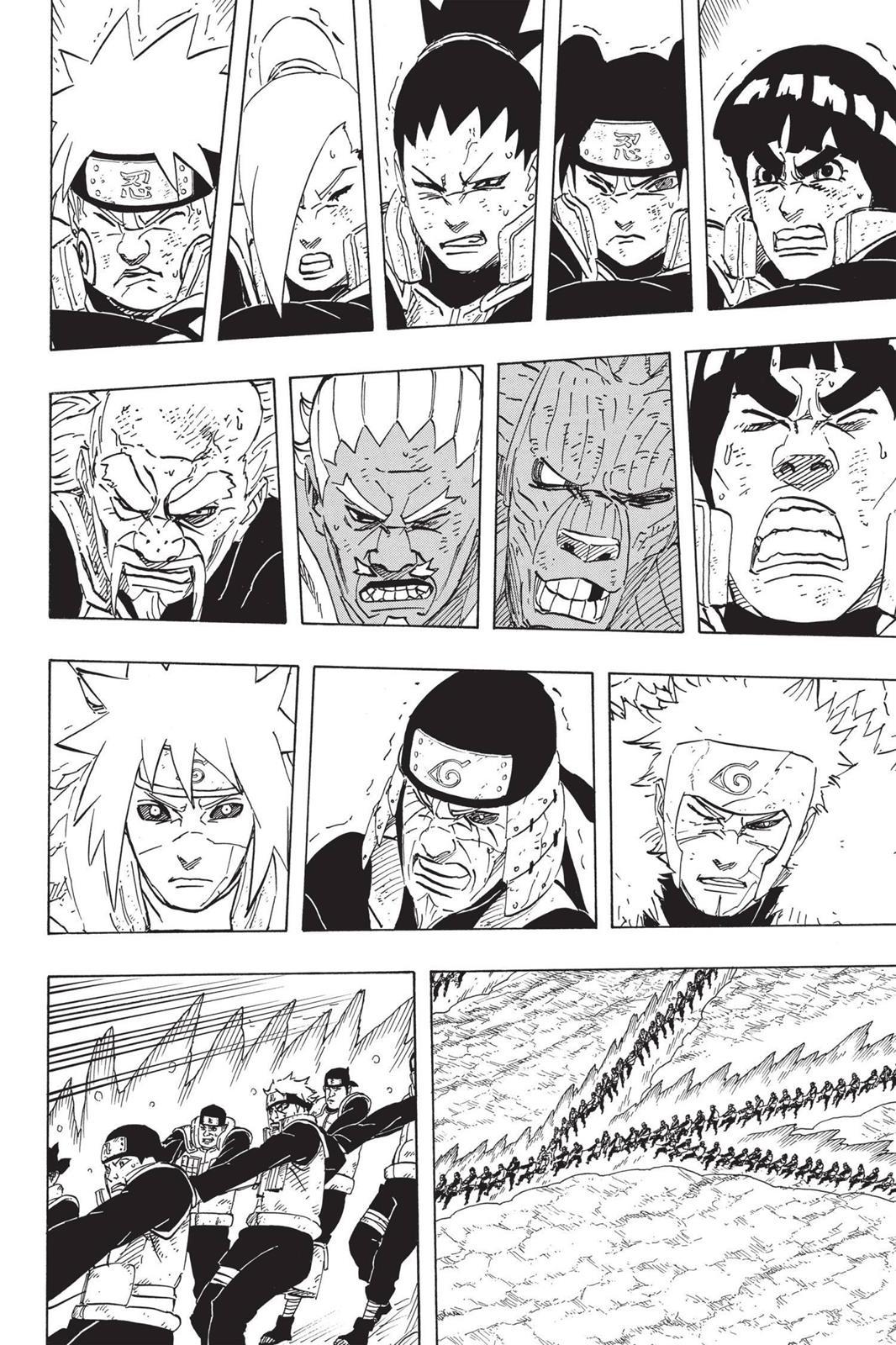 Naruto, Chapter 654 image 010