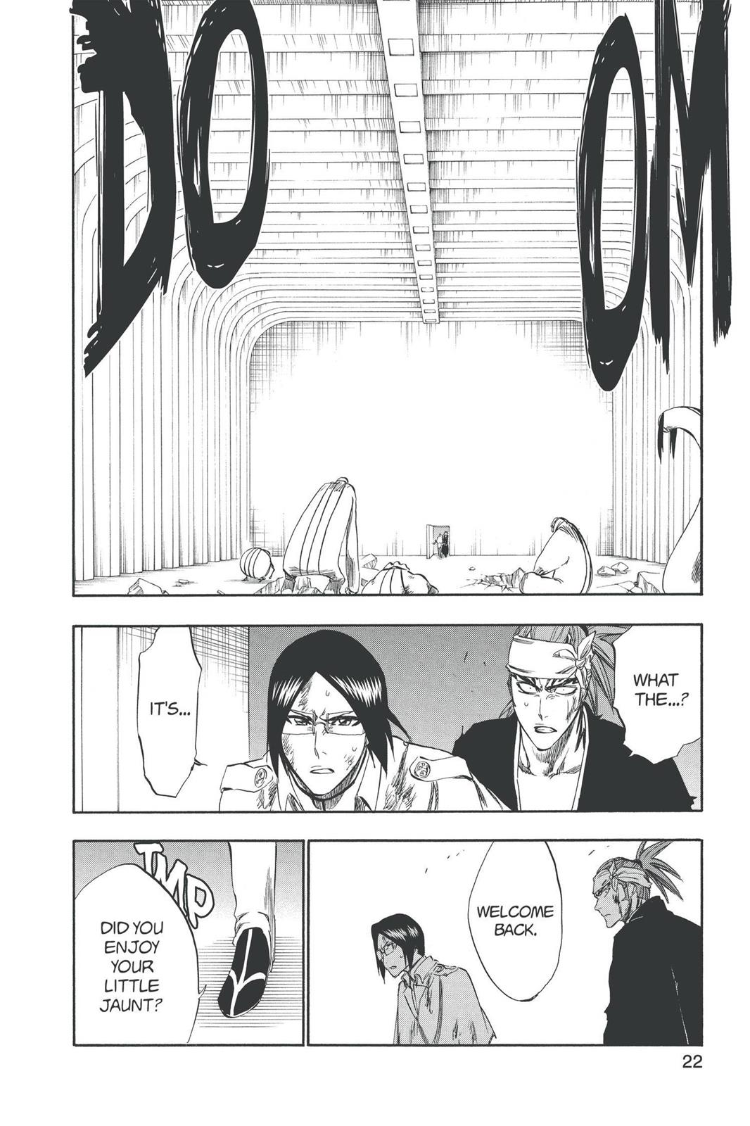 Bleach, Chapter 287 image 022