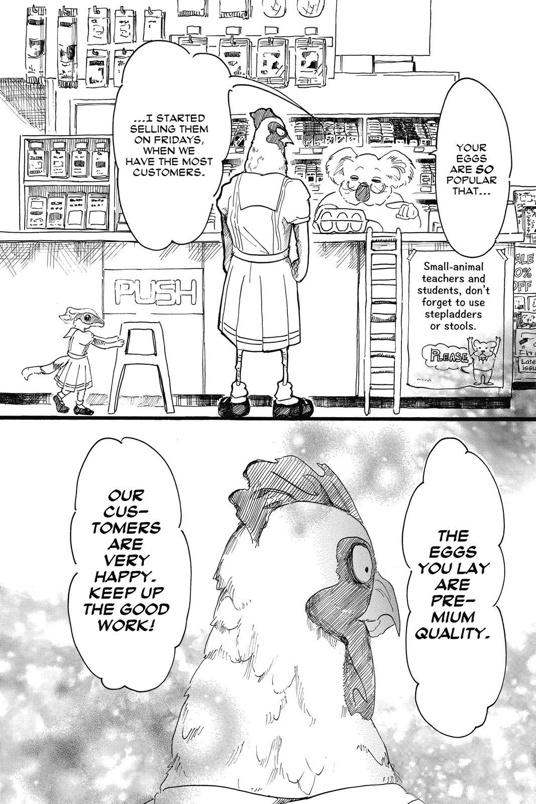 Beastars Manga, Chapter 20 image 018