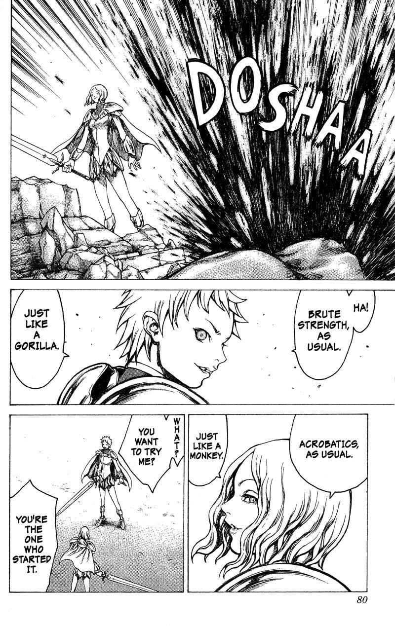 Claymore, Chapter 18 image 009