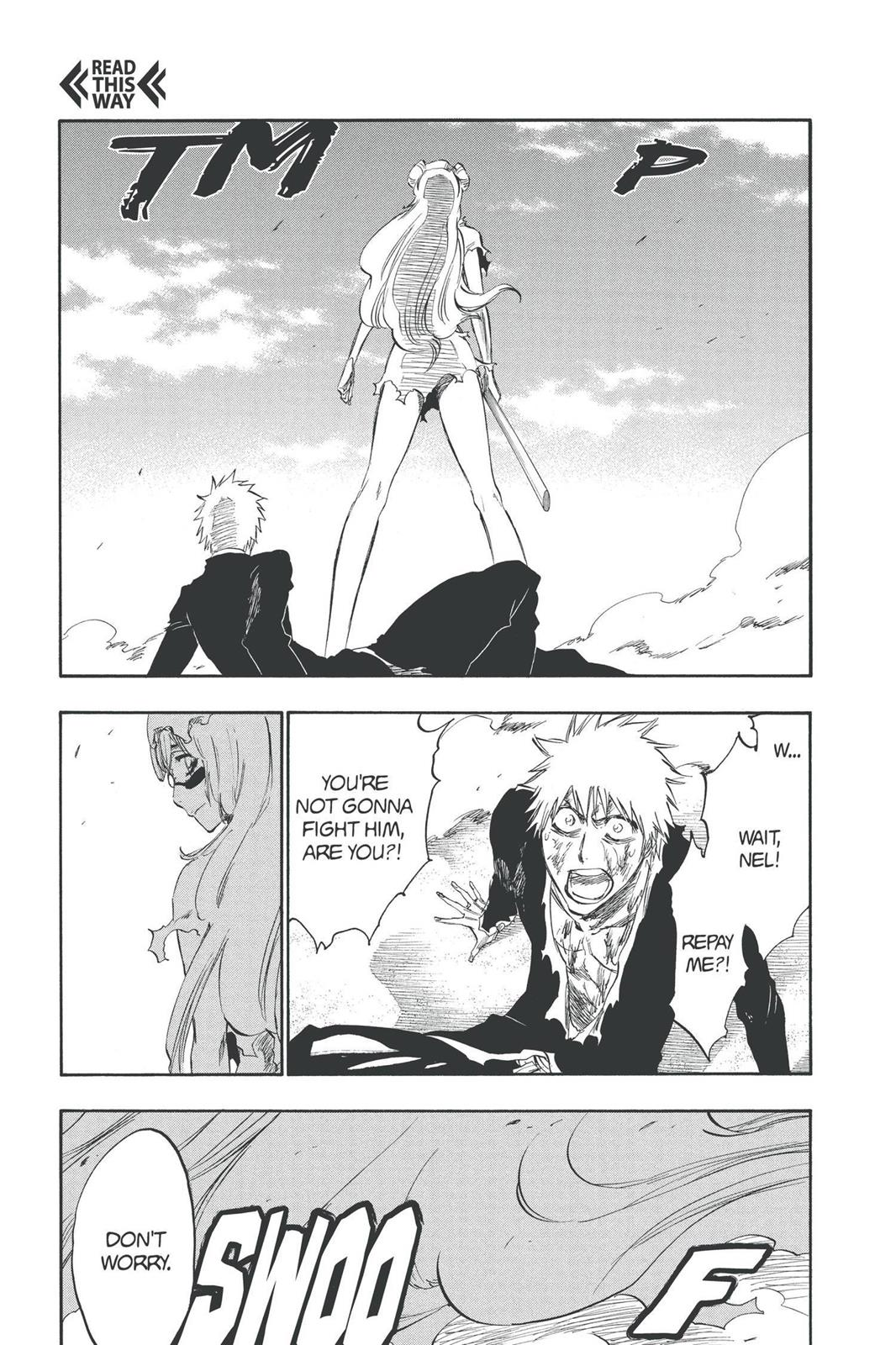 Bleach, Chapter 291 image 010