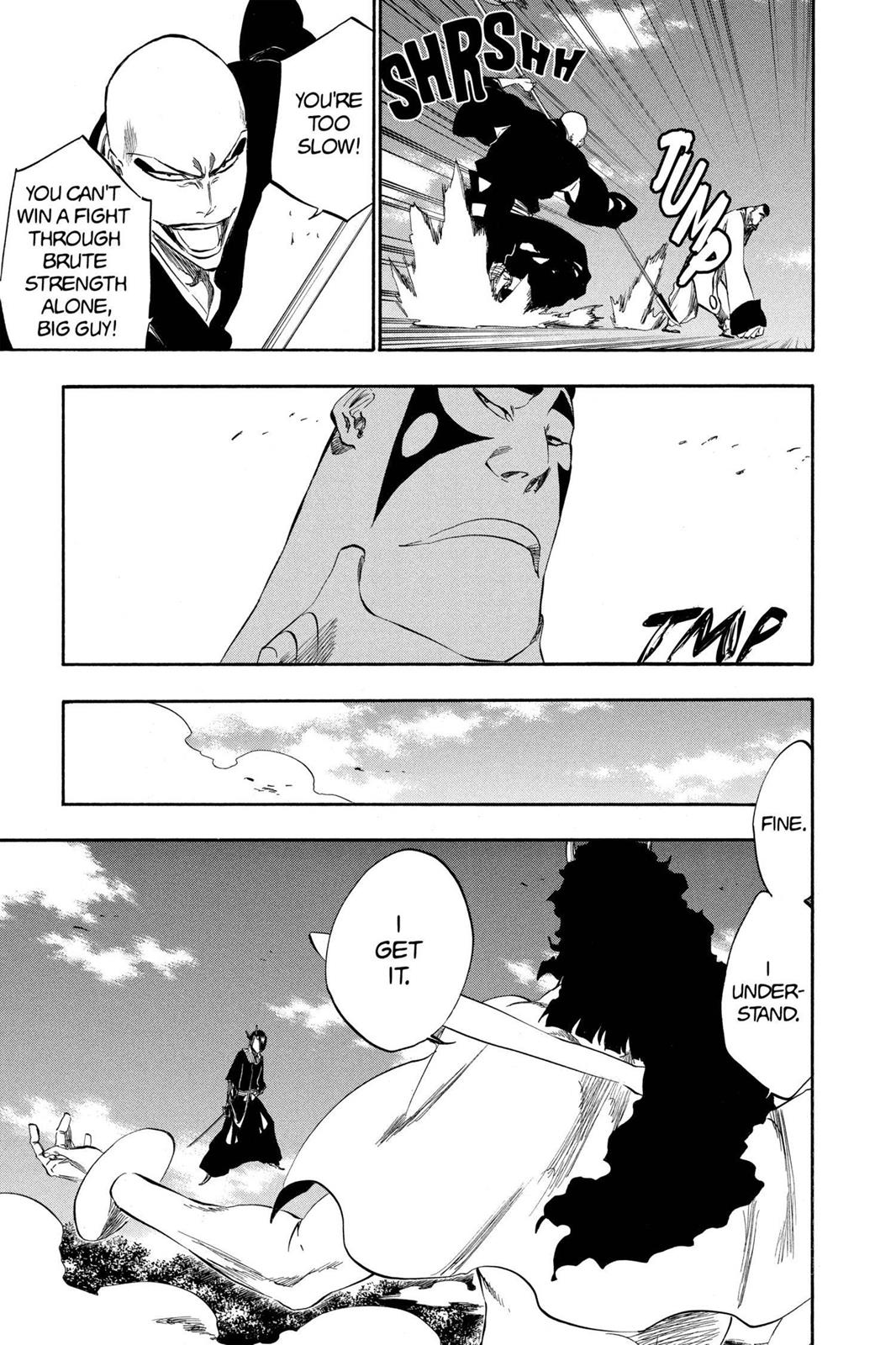 Bleach, Chapter 321 image 005