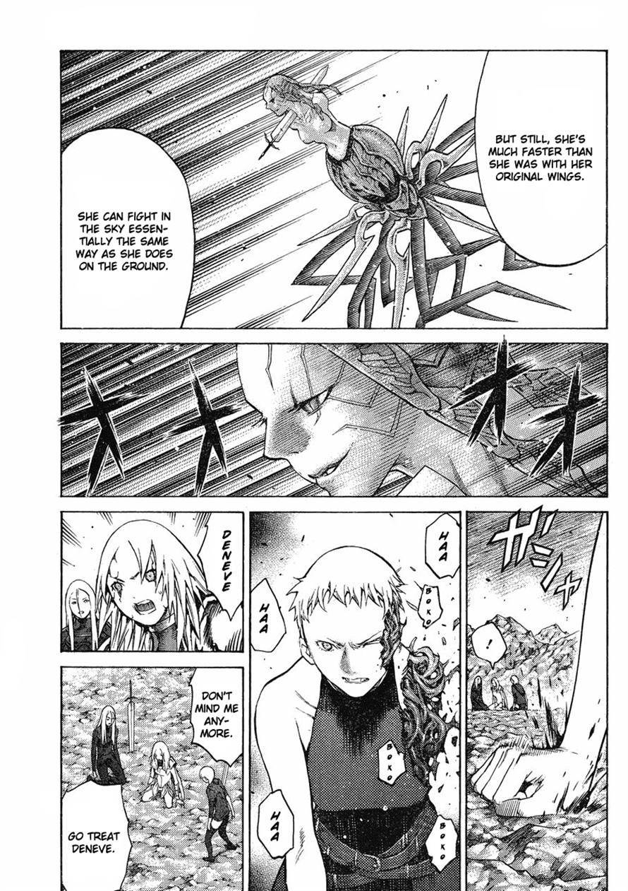 Claymore, Chapter 123 image 003