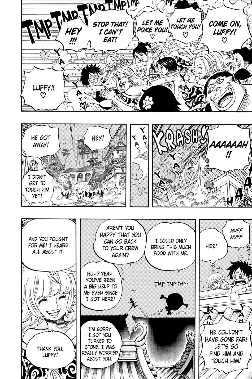 One Piece, Chapter 522 image 004