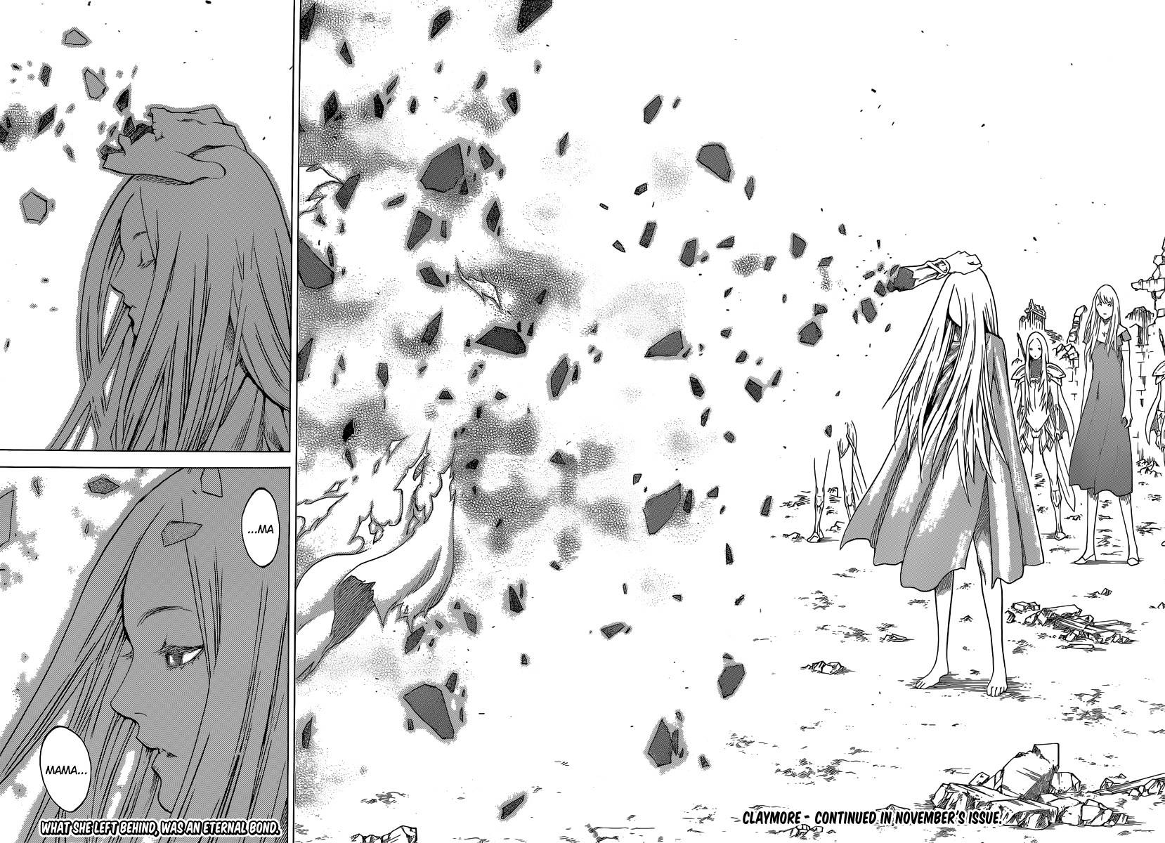 Claymore, Chapter 142 image 028
