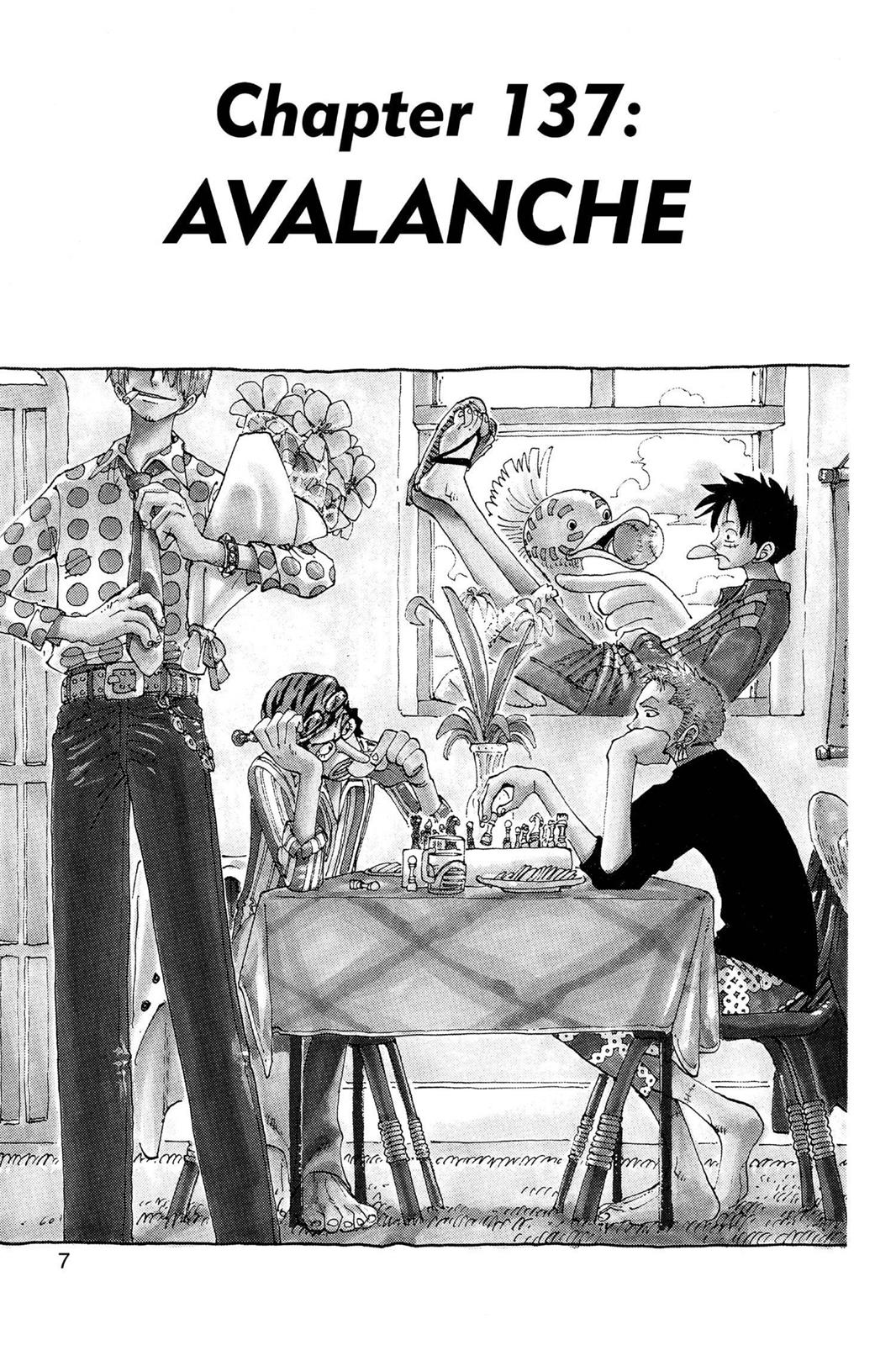 One Piece, Chapter 137 image 008