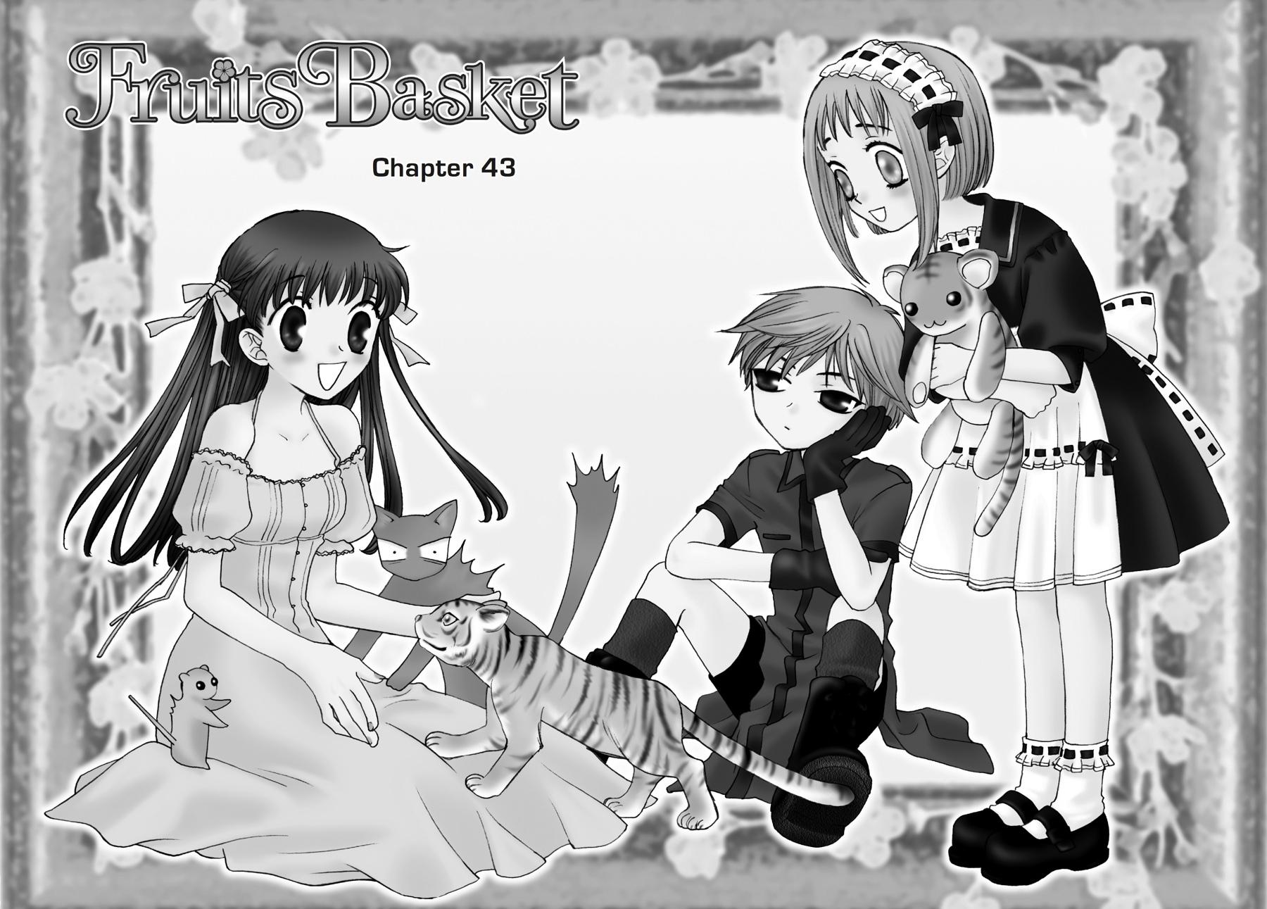 Fruits Basket, Chapter 43 image 001