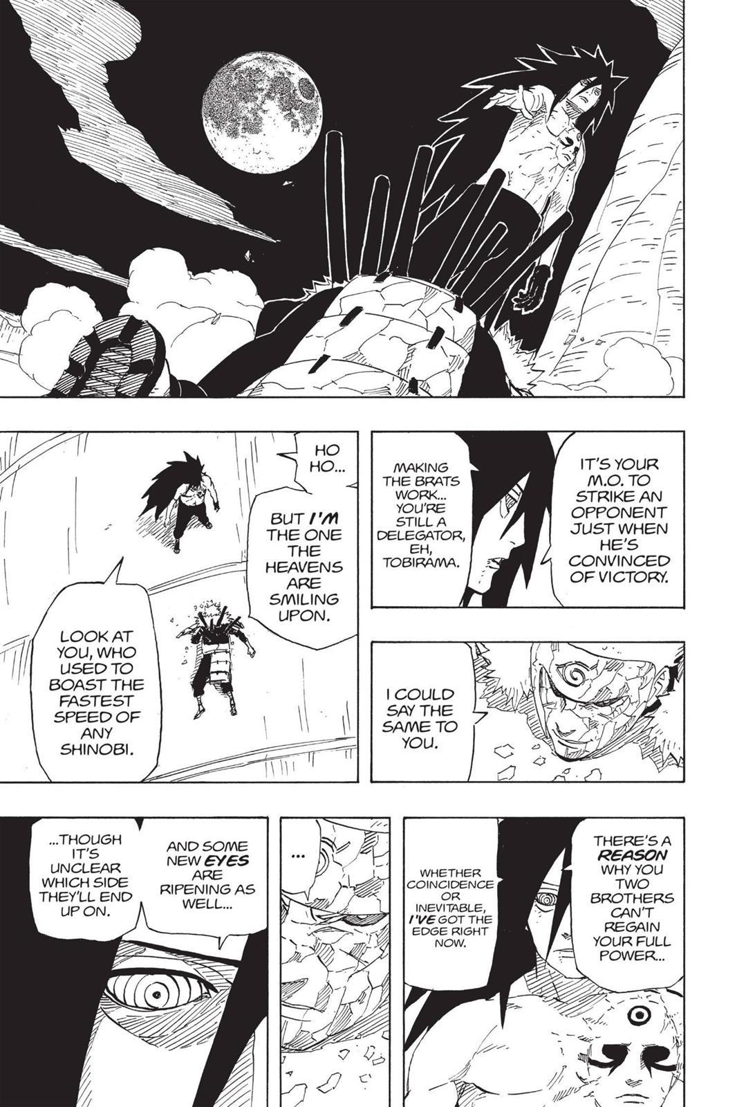 Naruto, Chapter 661 image 009