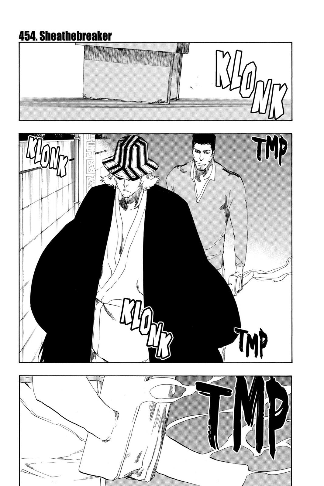 Bleach, Chapter 454 image 001