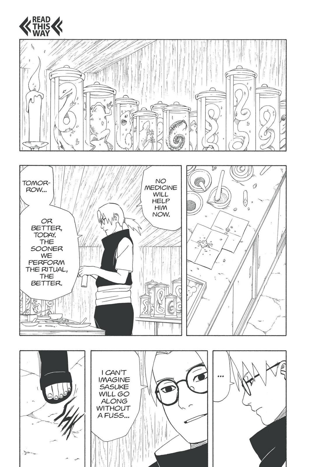 Naruto, Chapter 345 image 011
