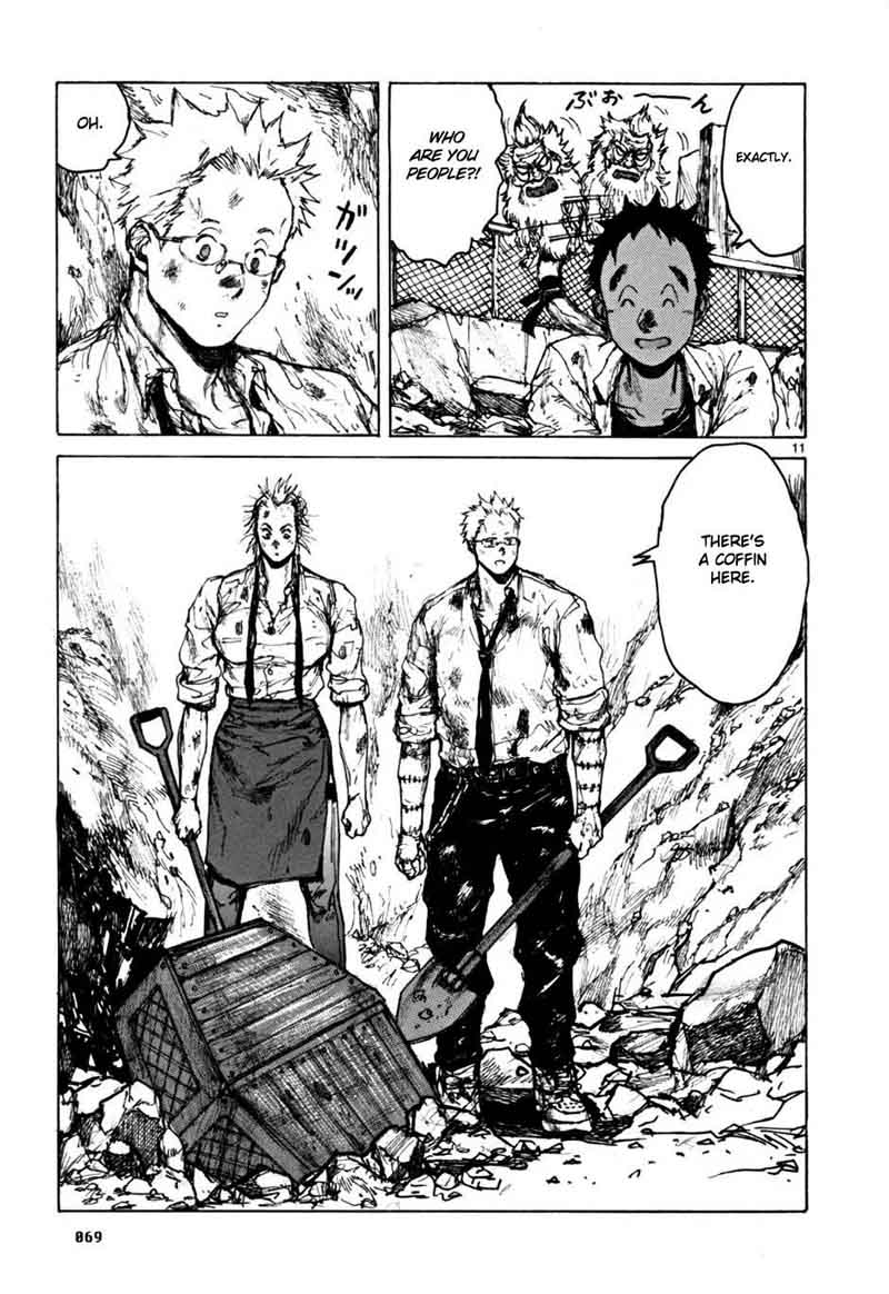 Dorohedoro, Chapter 52 image 011