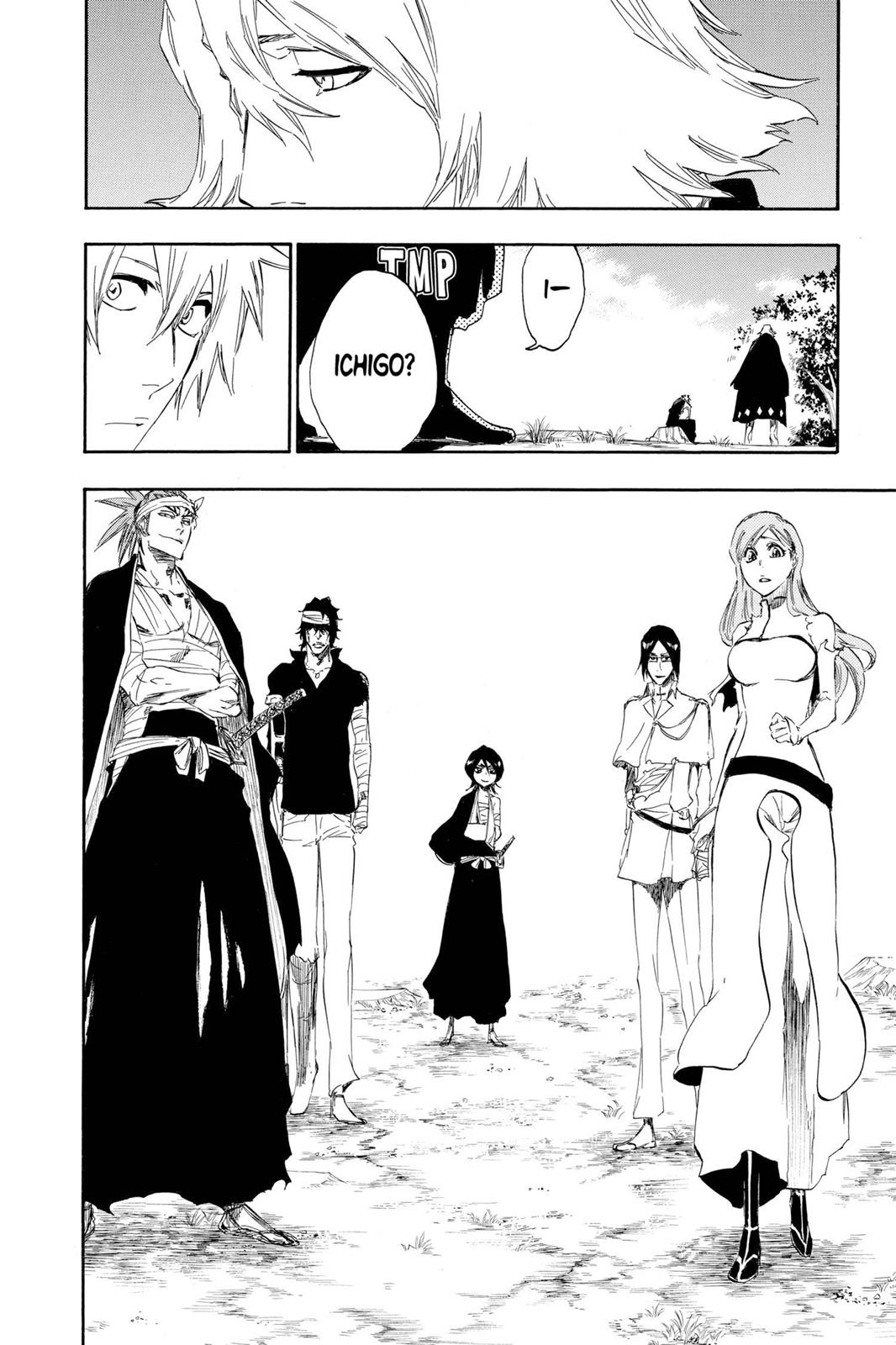 Bleach, Chapter 422 image 016