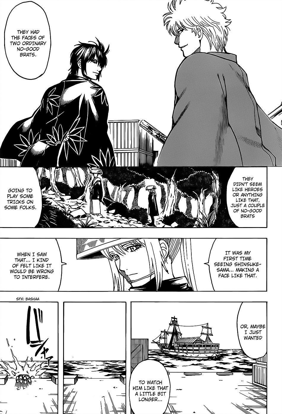 Gintama Chapter, 683 image 003