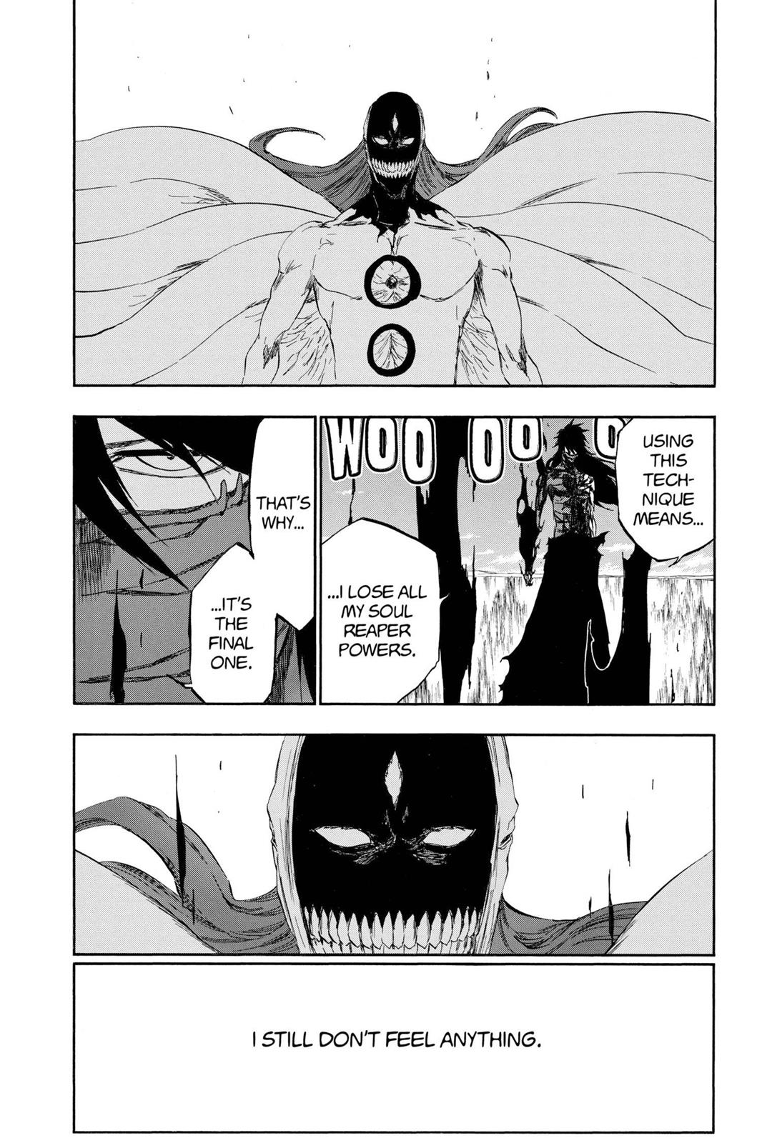 Bleach, Chapter 420 image 013