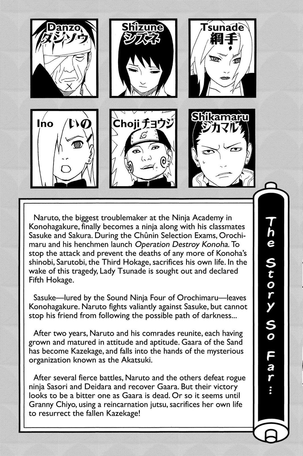 Naruto, Chapter 281 image 006