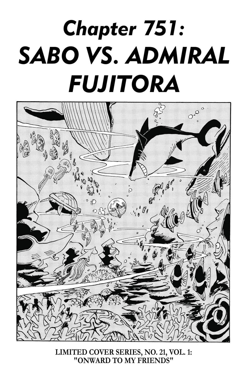 One Piece, Chapter 751 image 001