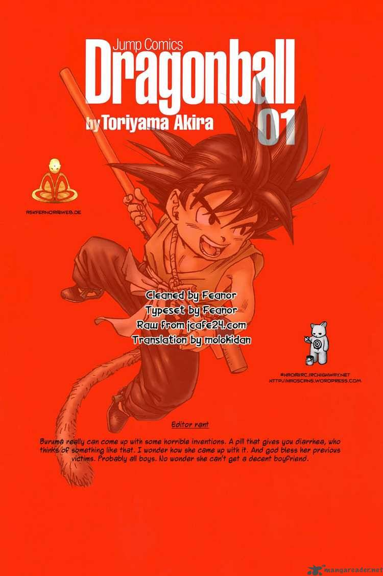 Dragon Ball, Chapter 7 image 015