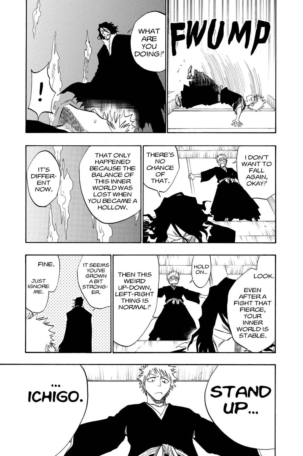 Bleach, Chapter 110 image 013