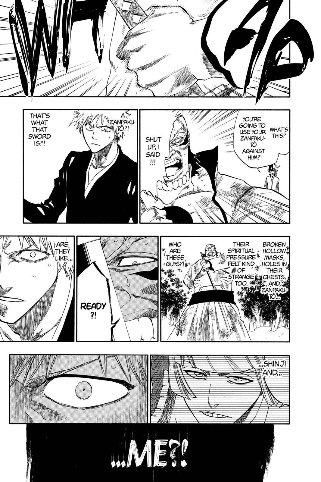 Bleach, Chapter 193 image 014