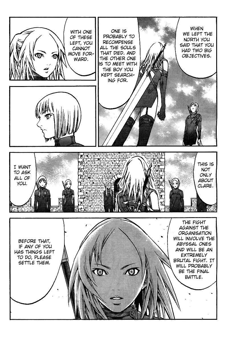 Claymore, Chapter 82 image 019