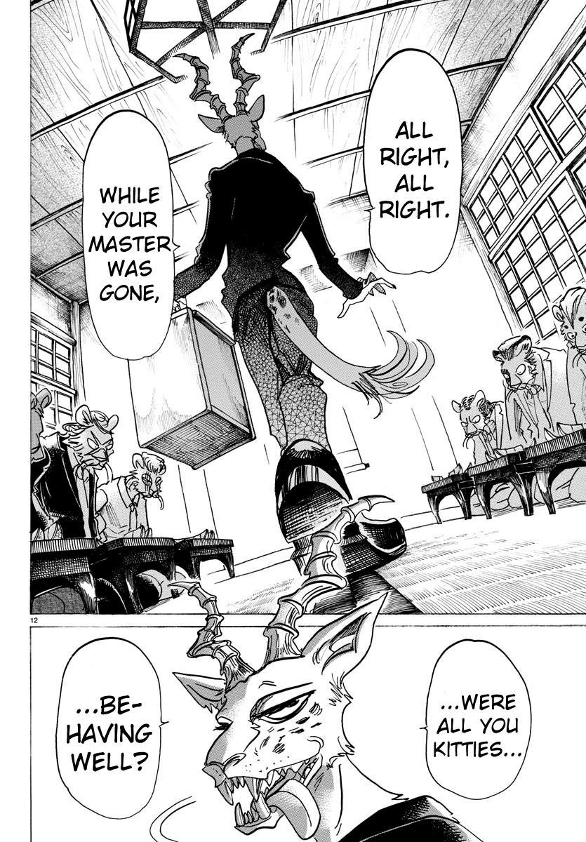 Beastars Manga, Chapter 131 image 012
