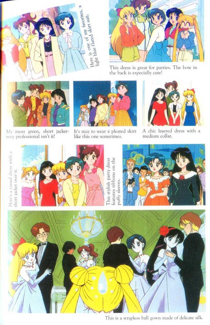Sailor Moon, Cahpter 2.1 image 022