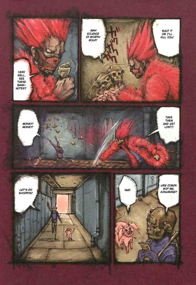 Dorohedoro, Chapter 23 image 006