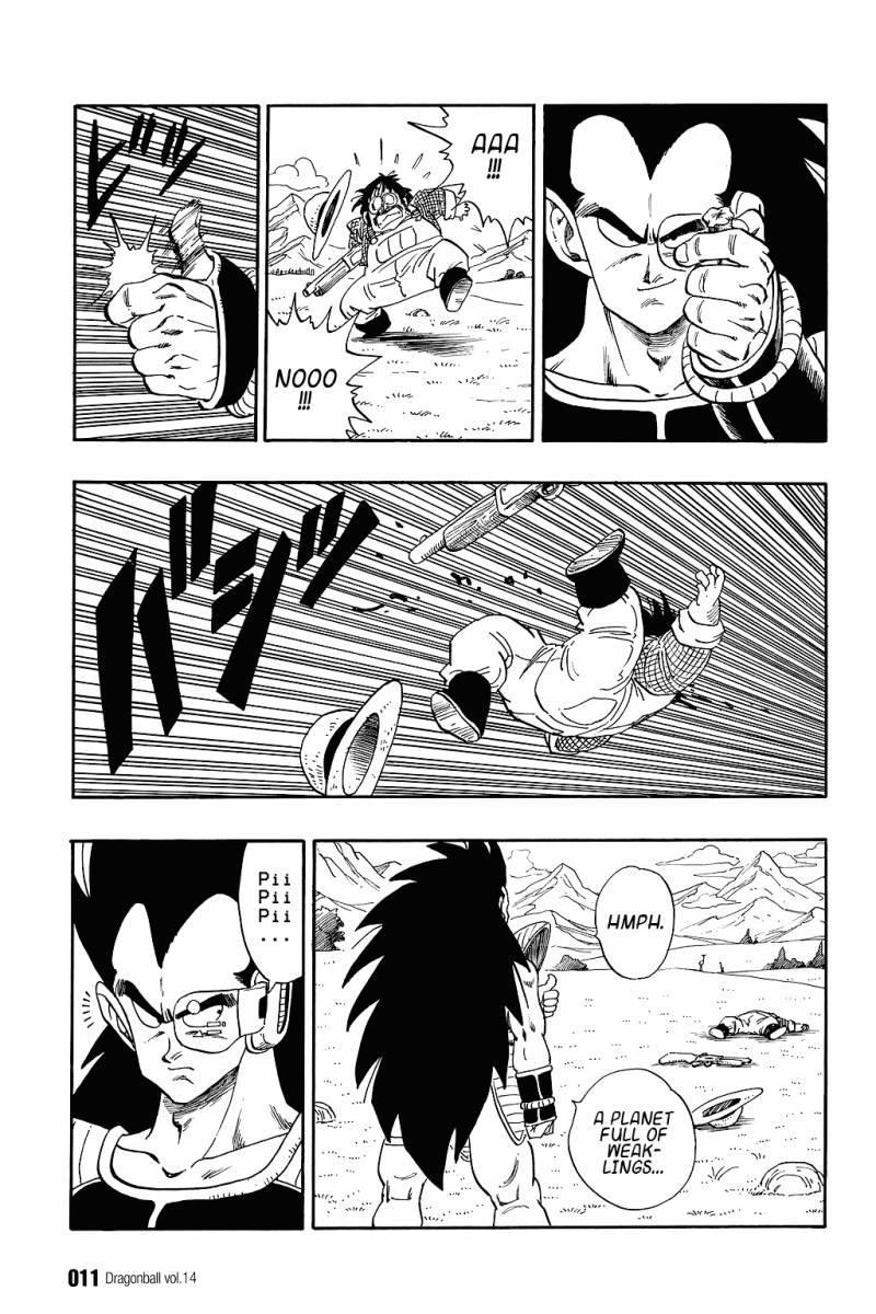 Dragon Ball, Chapter 195 image 014