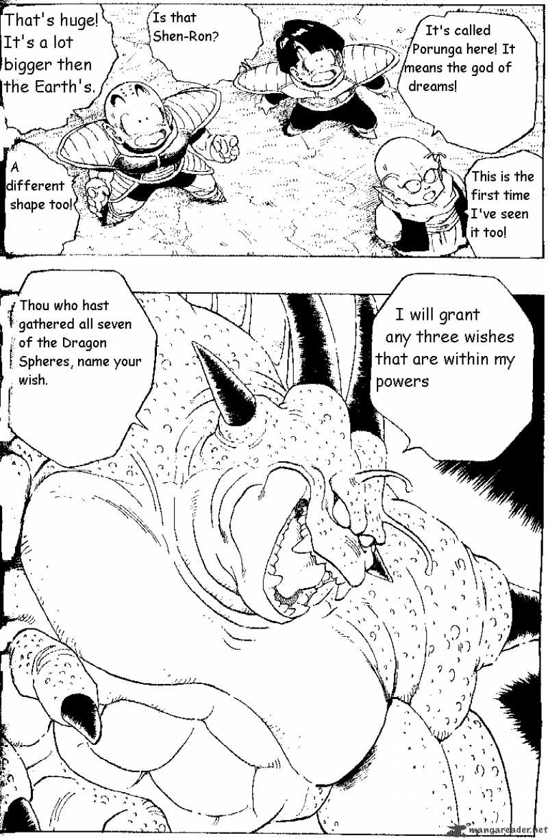Dragon Ball, Chapter 292 image 012