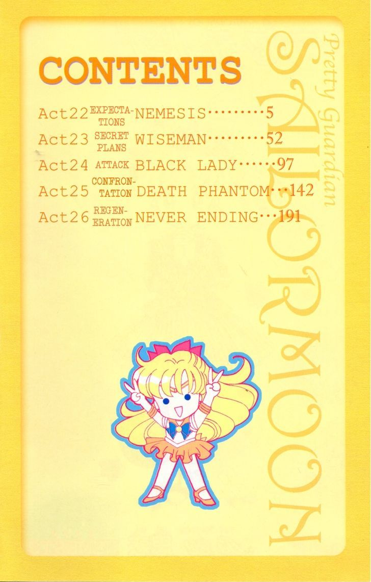 Sailor Moon, Cahpter 22 image 004