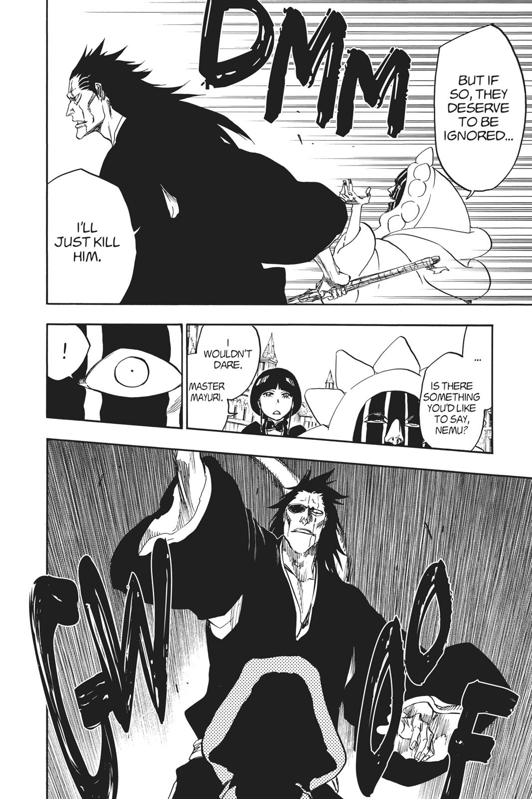 Bleach, Chapter 635 image 014