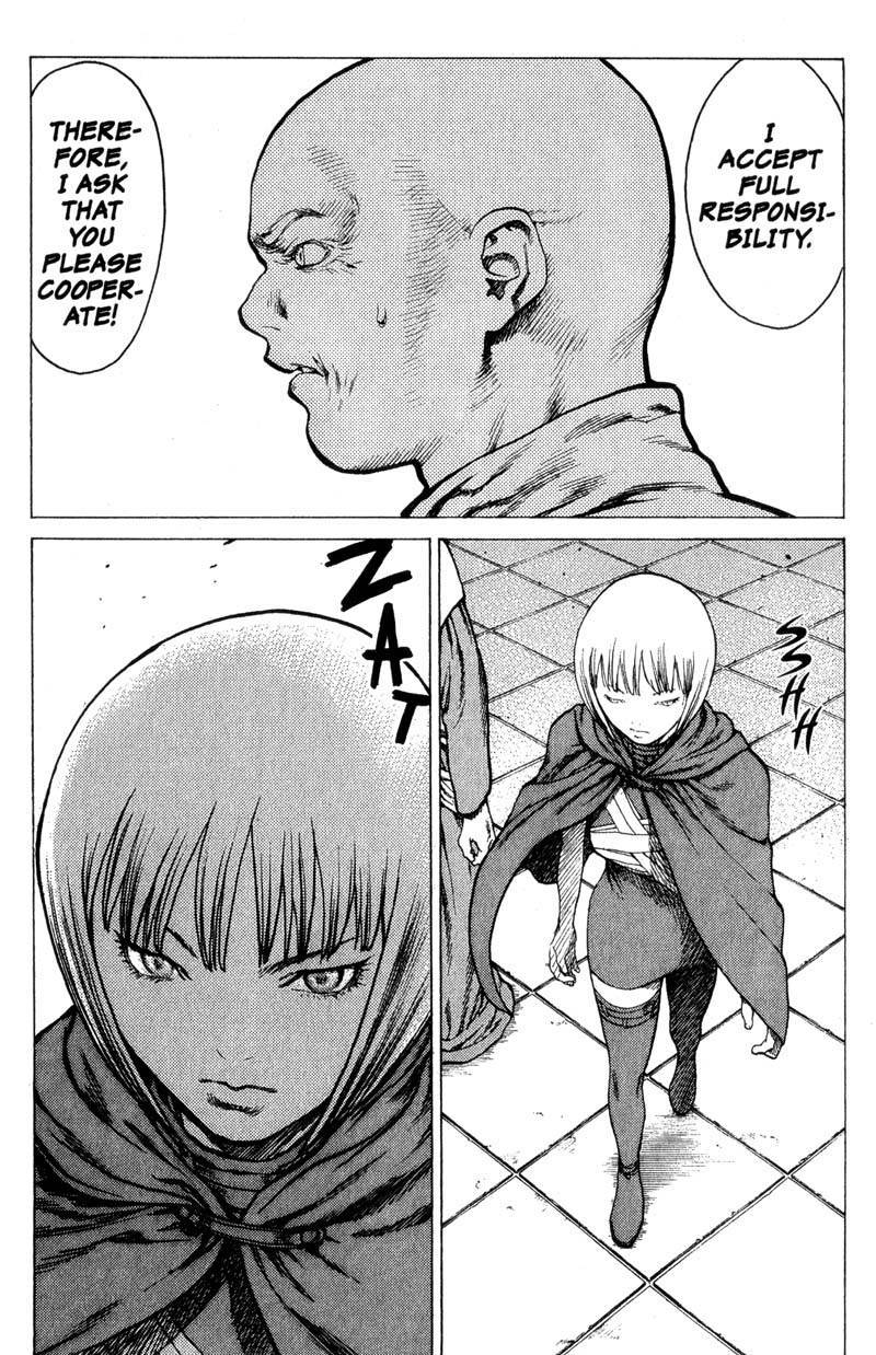 Claymore, Chapter 8 image 009