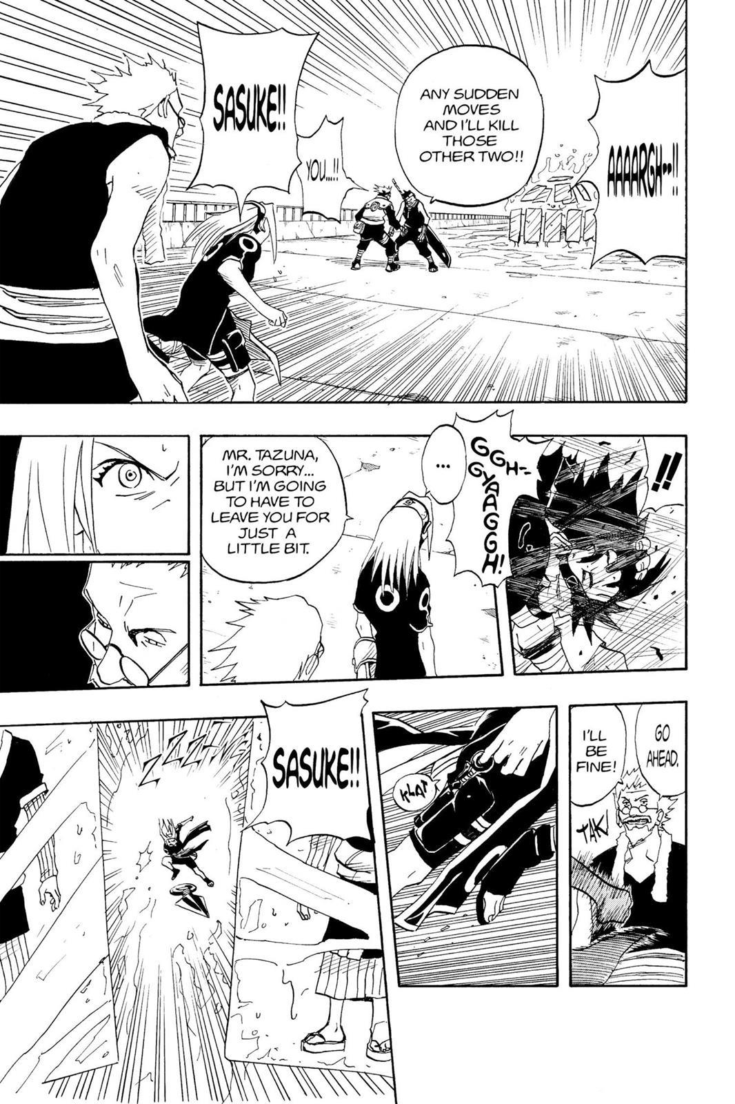 Naruto, Chapter 24 image 016