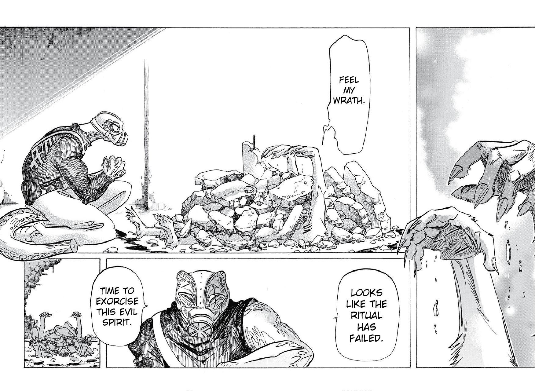 Beastars Manga, Chapter 178 image 006