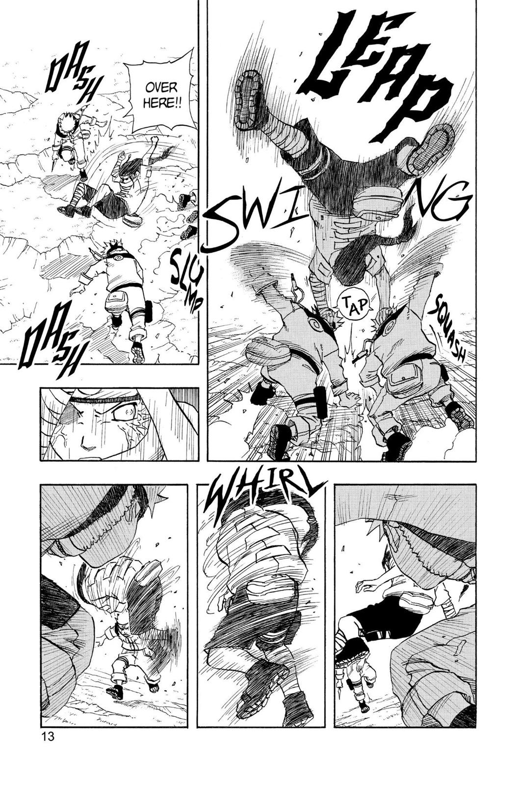 Naruto, Chapter 100 image 014