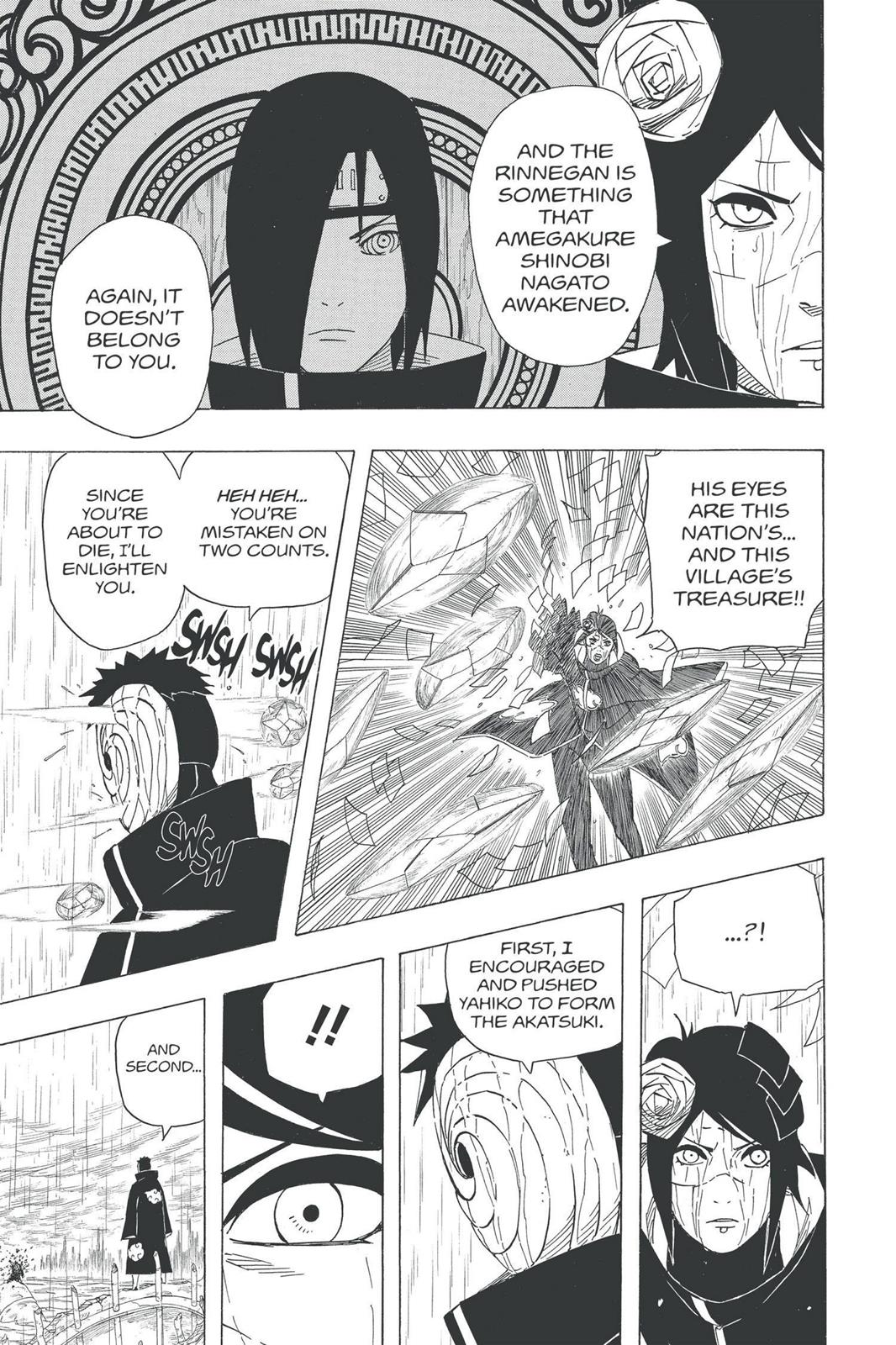 Naruto, Chapter 509 image 003