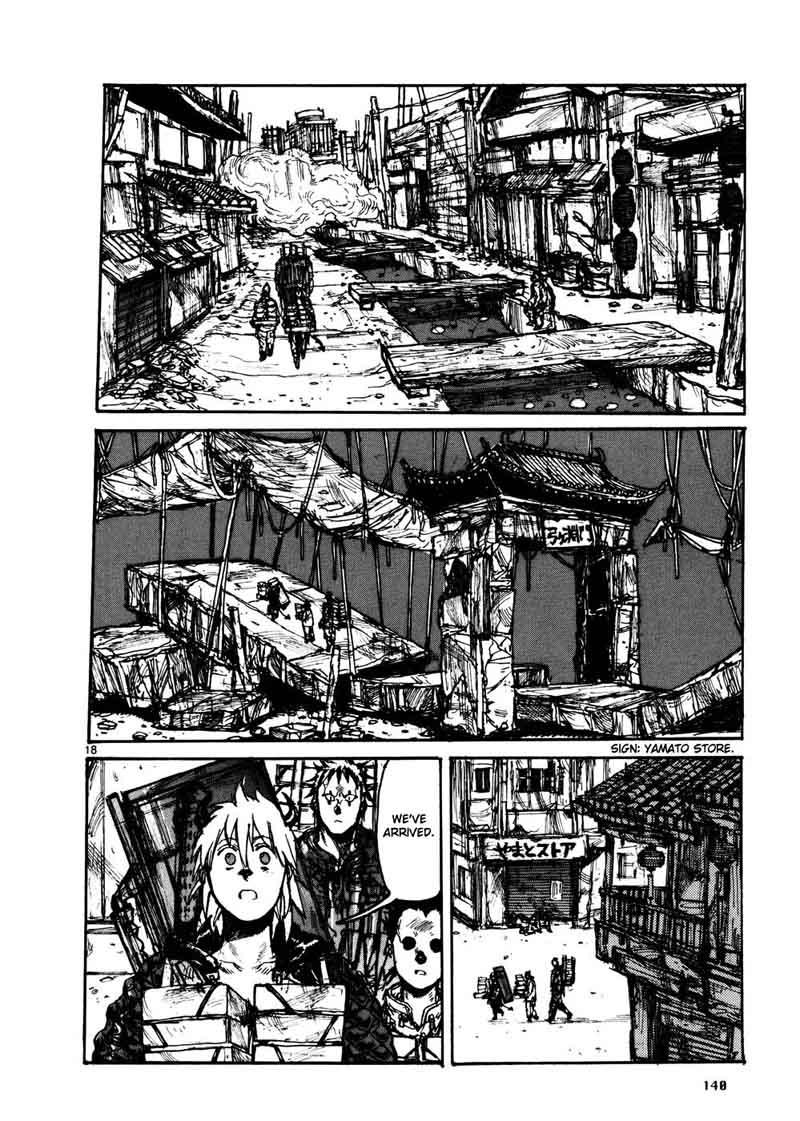 Dorohedoro, Chapter 107 image 018