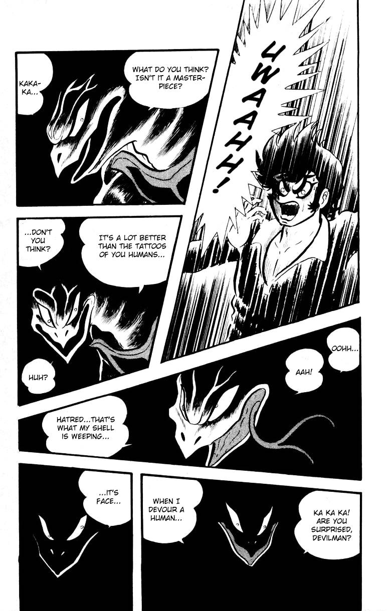 Devilman, Chapter 3 image 120