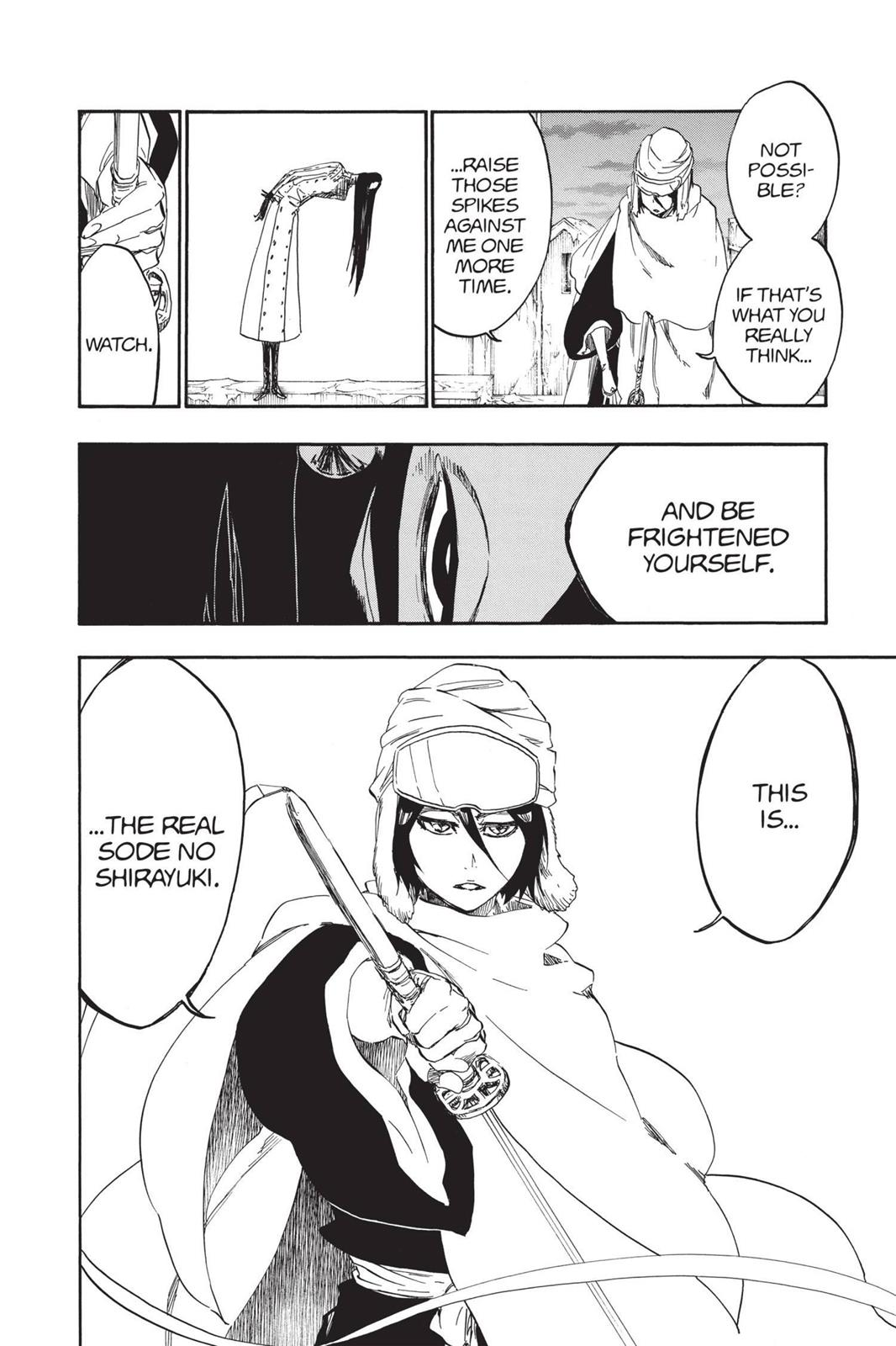 Bleach, Chapter 567 image 002