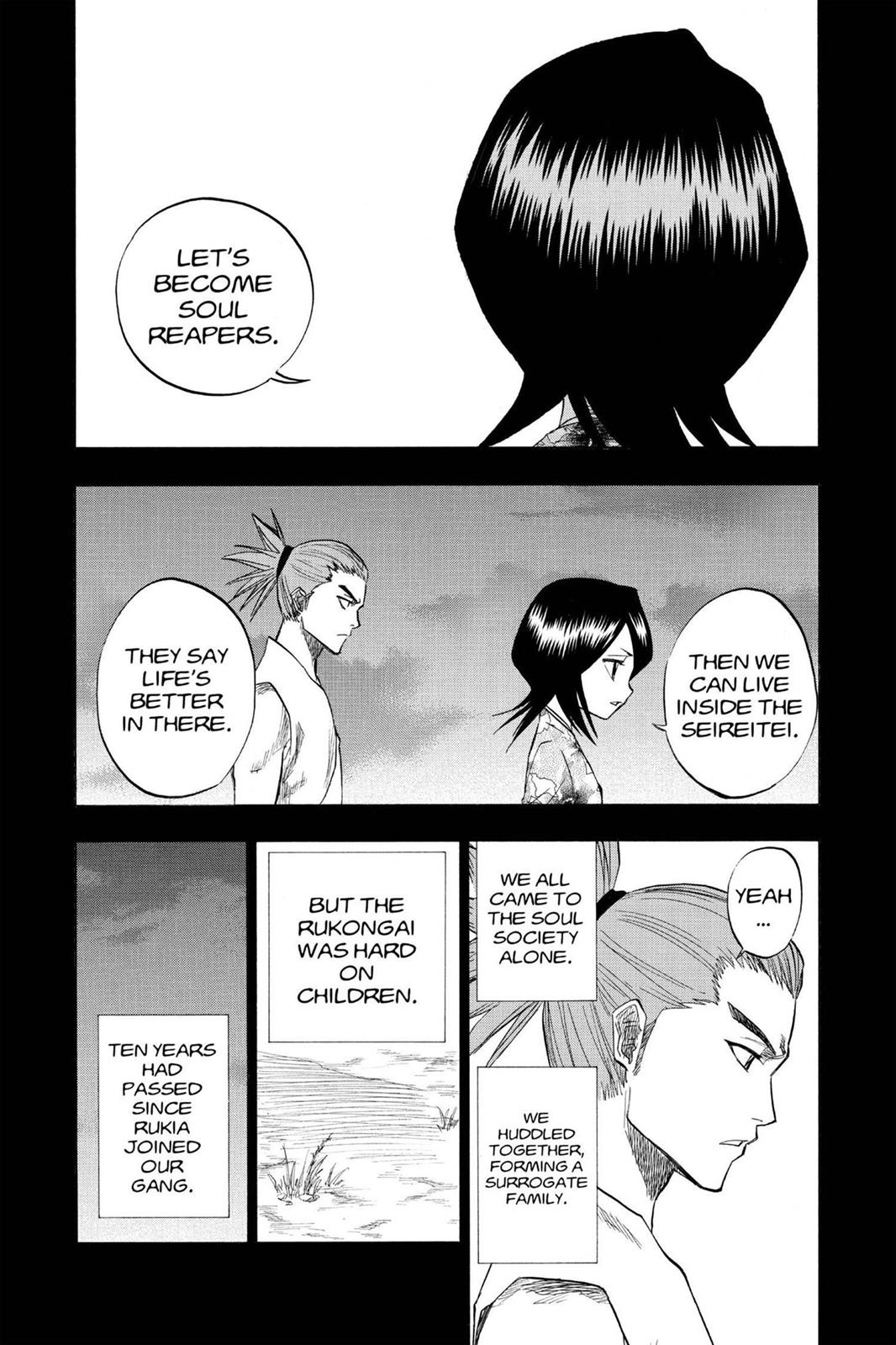 Bleach, Chapter 98 image 010
