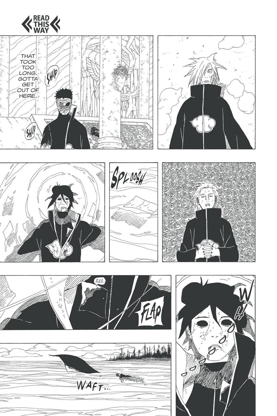 Naruto, Chapter 511 image 003