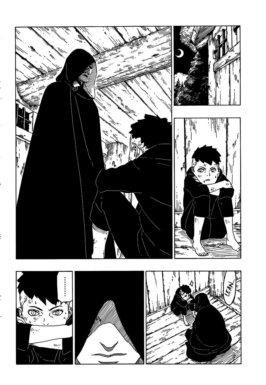 Boruto Manga, Chapter 24 image 017