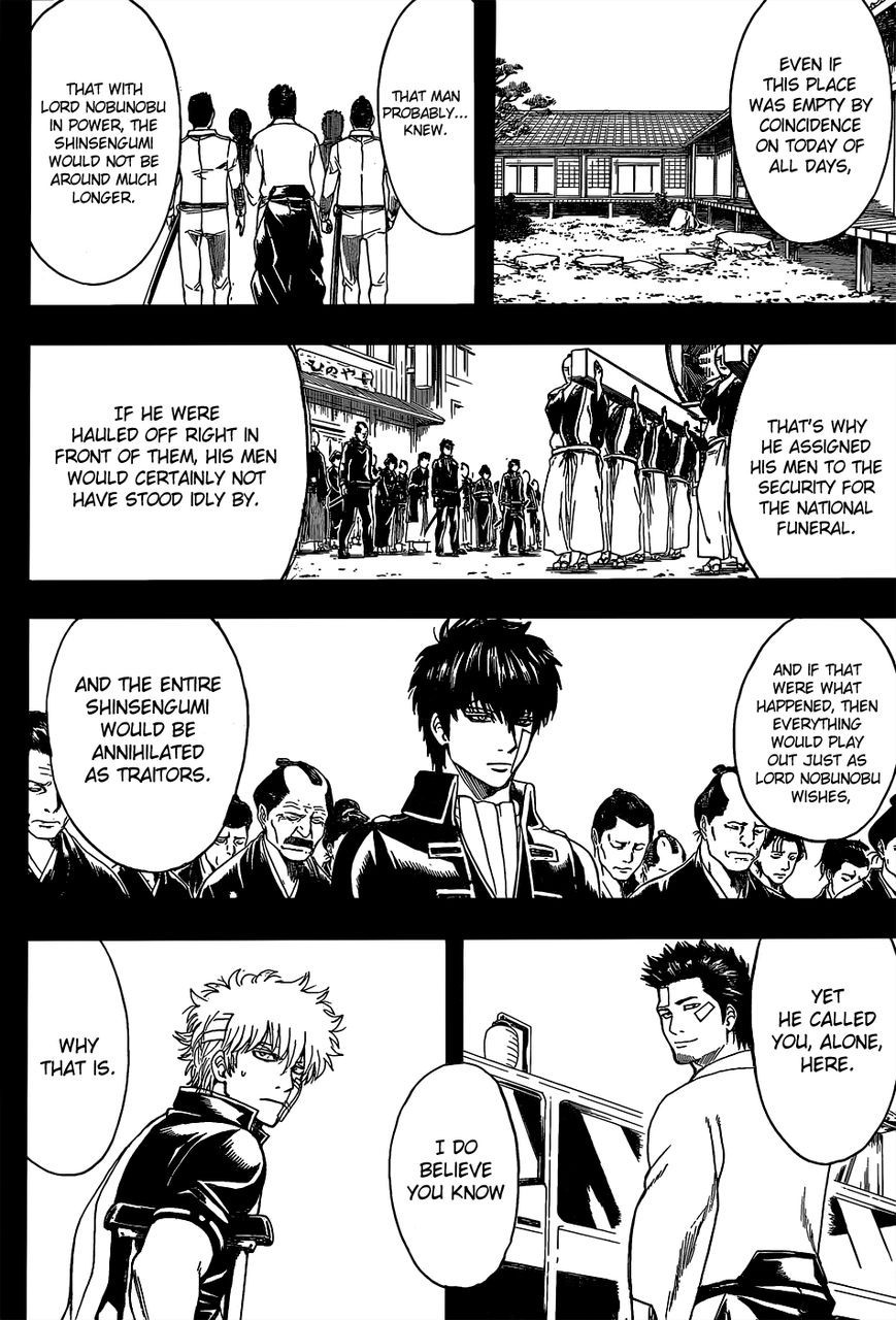 Gintama Chapter, 526 image 010