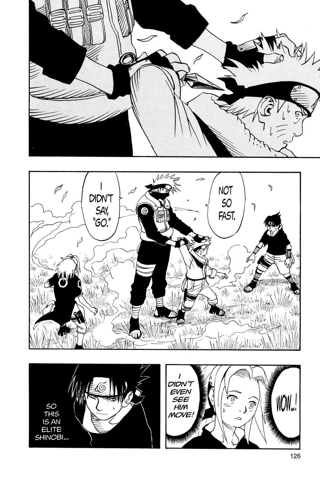 Naruto, Chapter 4 image 018