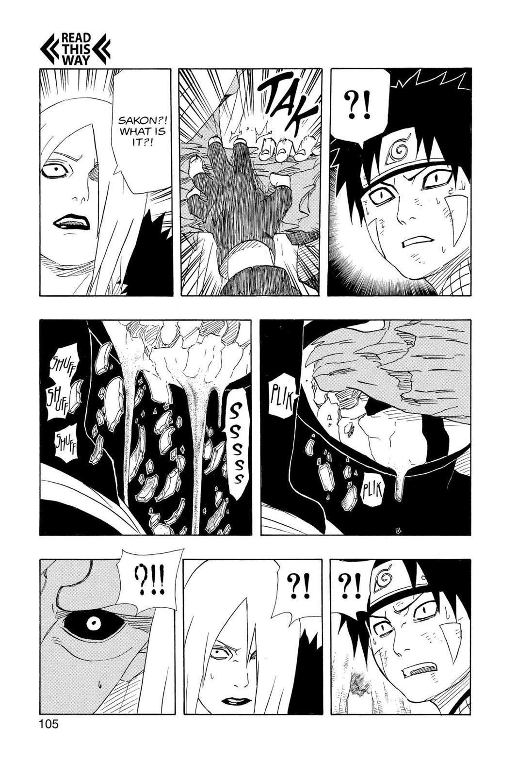 Naruto, Chapter 213 image 018