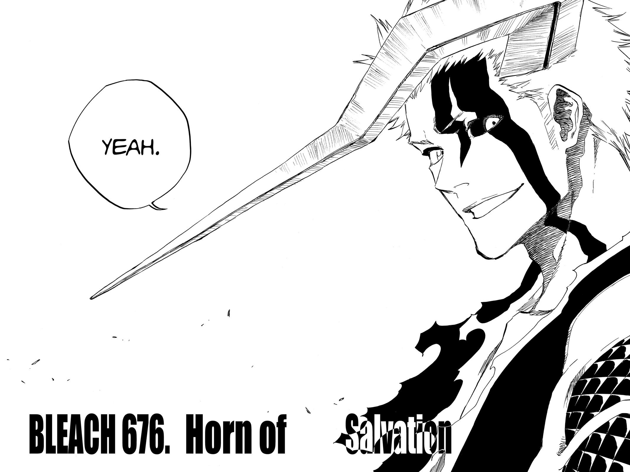 Bleach, Chapter 676 image 002