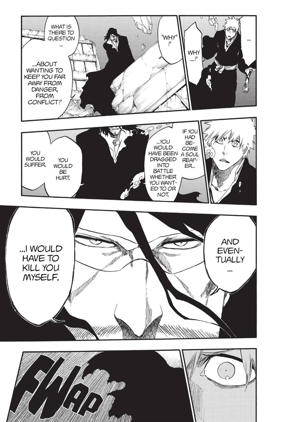 Bleach, Chapter 541 image 017